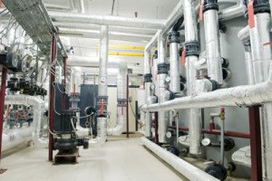 Closed loop and closed circuit water systems