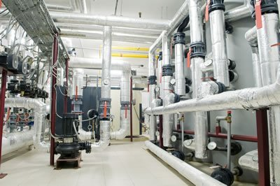 Closed Loop & Closed Circuit Heating & Cooling Water Treatment Services