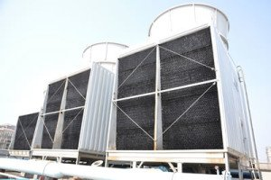 Cooling Tower Cleaning Disinfection Water Treatment Services