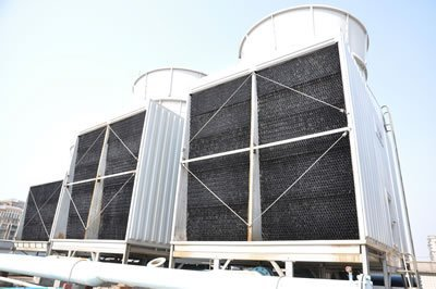 Cooling Tower Cleaning, Disinfection, Manintenance & Repair Services