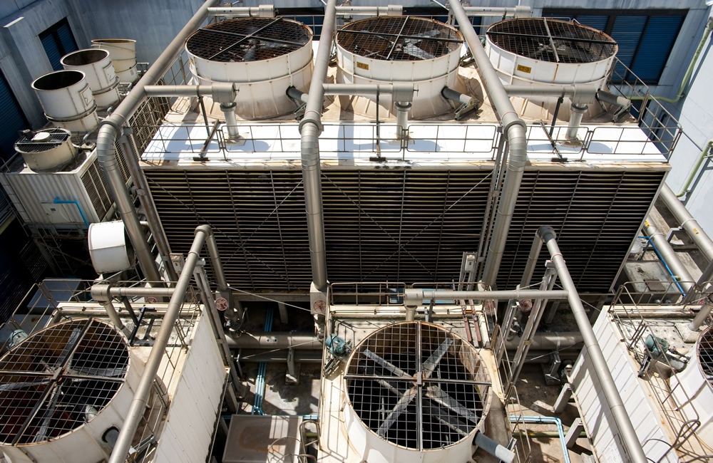 Cooling Towers  U0026 Evaporative Cooling Systems