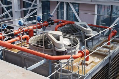 Cooling Water Treatment for Cooling Towers, Cooling Systems and Evaporative Condensers
