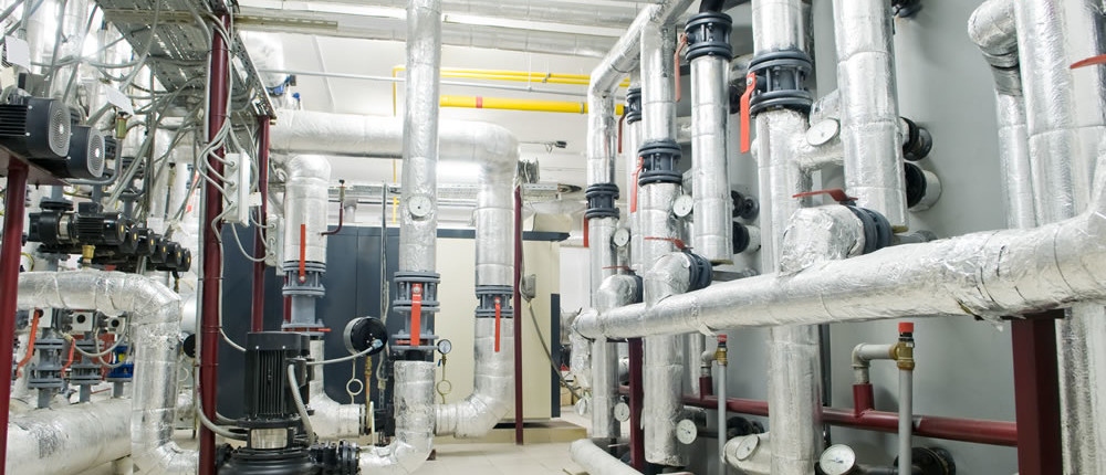 Closed loop water systems