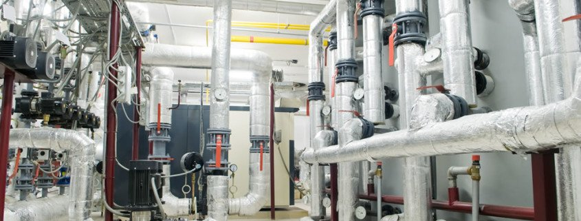 Closed circuit water treatment