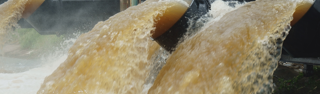 Wastewater treatment and effluent treatment