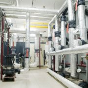 Bacteria in closed heating and cooling systems