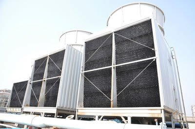 All About Industrial Cooling Towers & Cooling Systems for Industrial & Process Applications