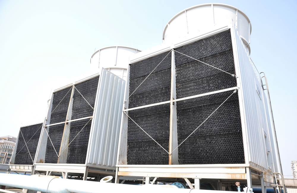 Industrial Cooling Towers : All about industrial cooling towers