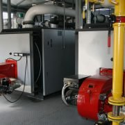 Boiler feedwater treatment