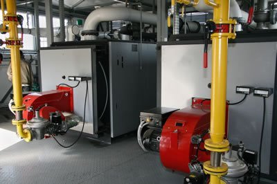 All about steam boiler feedwater treatment