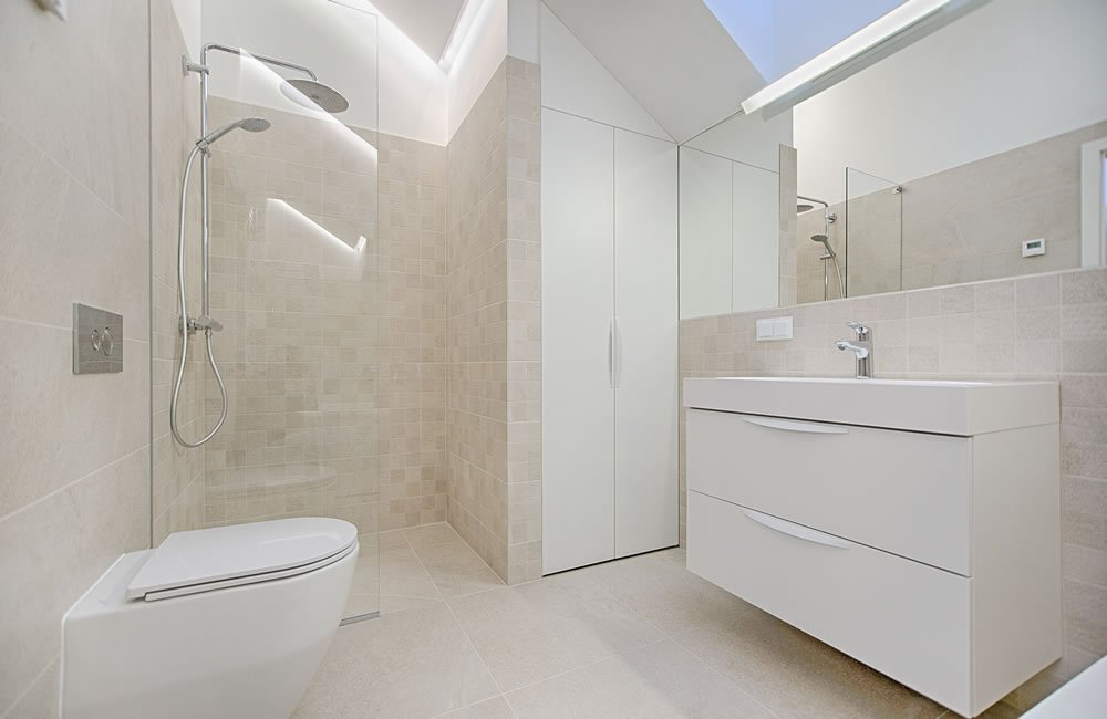 Are showers safe from legionella