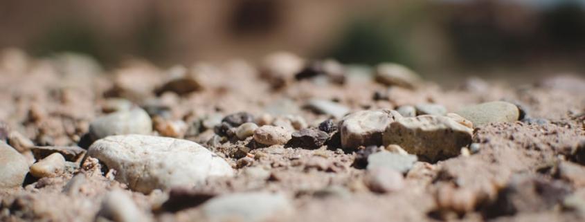 Soil testing and analysis of contaminated land