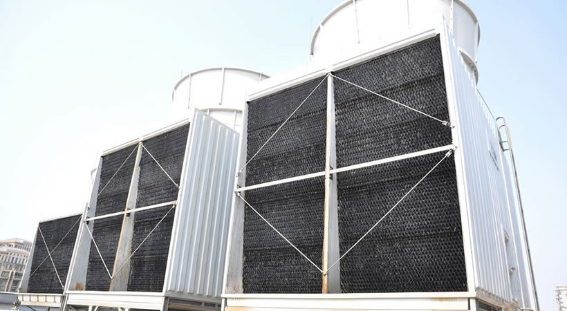 Cooling tower registration regulations