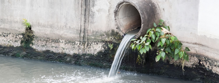 What is trade effluent?