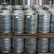 Reducing water and wastewater in brewing